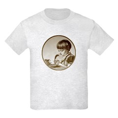 Child Saying Grace T-Shirt