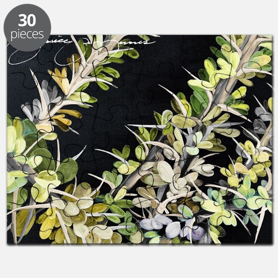 Ocotillo Painting Puzzle