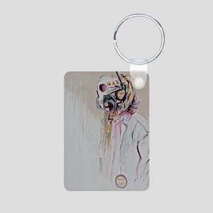 M.A.R.S Aluminum Photo Keychain