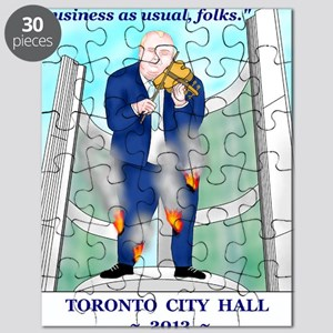 Mayor Ford Puzzle