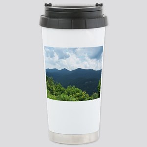 Blue Ridge Parkway near Stainless Steel Travel Mug