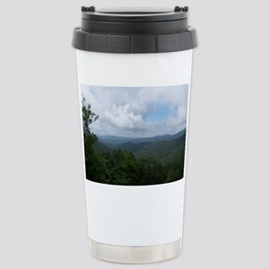 Blue Ridge Parkway - As Stainless Steel Travel Mug