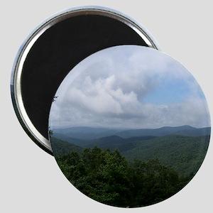 Blue Ridge Parkway - Asheville, NC Magnet