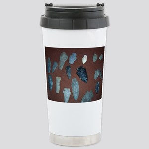 Collection of Indian Ar Stainless Steel Travel Mug