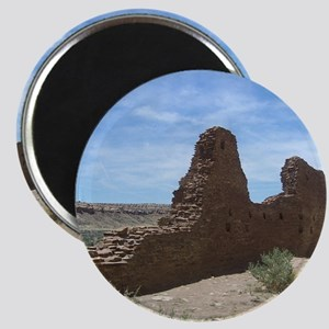 Chaco Canyon Indian Ruin Site Magnet