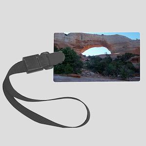 Wilson Arch - Moab Utah Large Luggage Tag