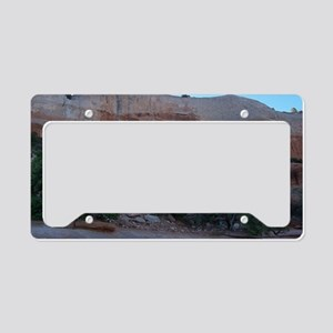 Wilson Arch - Moab Utah License Plate Holder