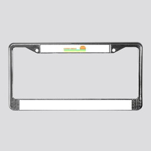 Cayman Islands License Plate Frame