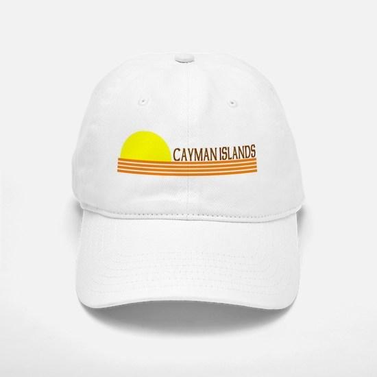 Cayman Islands Baseball Baseball Cap