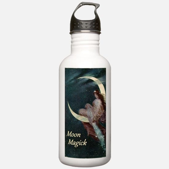 The Fairy of the Moon  Water Bottle