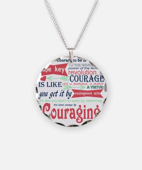 Couraging Necklace