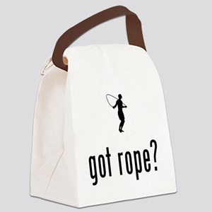 Rope-Jumping-02-A Canvas Lunch Bag