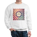 Hipster Homeschooler 2 Sweatshirt