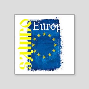 """europe sambo Square Sticker 3"""" x 3"""""""