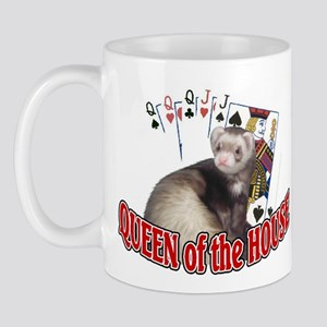 QUEEN of the HOUSE Mug