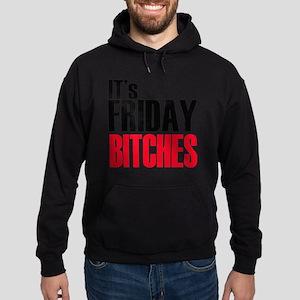 Friday Bitches Hoodie (dark)