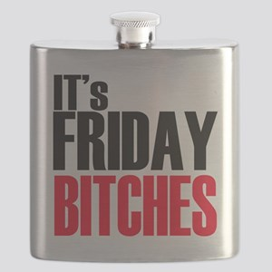 Friday Bitches Flask