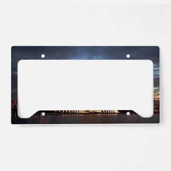 Singapore_5x3rect_sticker_Gar License Plate Holder