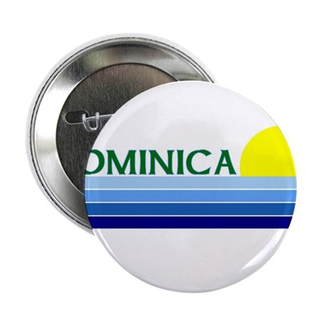 """Dominica 2.25"""" Button (10 pack)"""