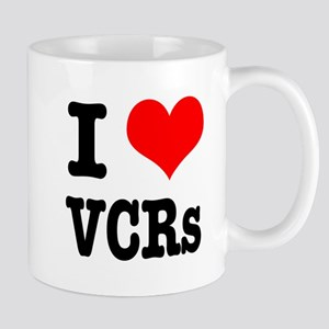 I Heart (Love) VCRs Mug