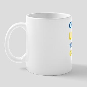 Once you go Ukrainian you cant go back Mug