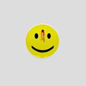 Dead Smiley Mini Button