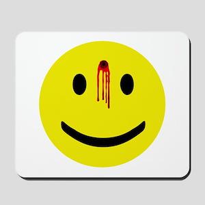 Dead Smiley Mousepad