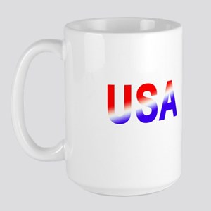 USA Star Large Mug