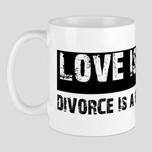 Funny Marriage designs Mug