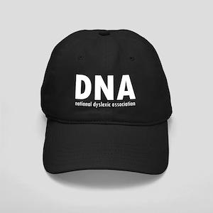 Funny Dyslexia designs Black Cap