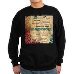Homeschool Tag Cloud Sweatshirt