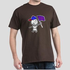 Boy & Color Guard Dark T-Shirt