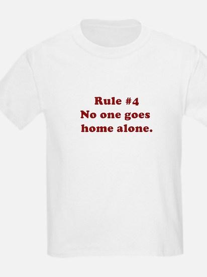 Rule #4 T-Shirt