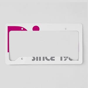 Diva Since 1984 License Plate Holder