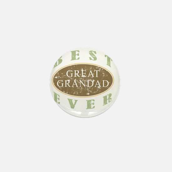 Best Great Grandad Ever Mini Button