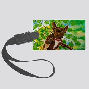 Dog King Large Luggage Tag