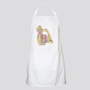 Feminism equals Strength Apron