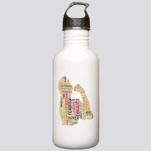 Feminism equals Streng Stainless Water Bottle 1.0L