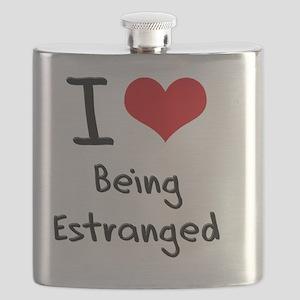 I love Being Estranged Flask