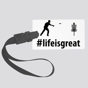 Disc-Golf-06-A Large Luggage Tag
