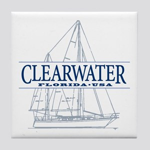 Clearwater Florida - Tile Coaster