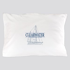 Clearwater Florida - Pillow Case