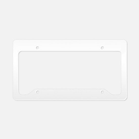 Pickleball-03-B License Plate Holder