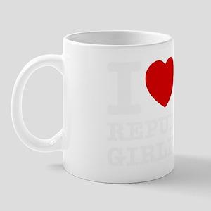 republican Girlfriend Mug