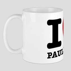 I love Paul Ryan Mug