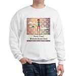 Very Cool Homeschool Dad Sweatshirt