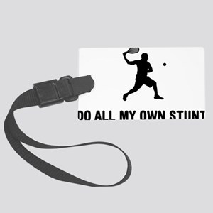 Racquetball-03-A Large Luggage Tag