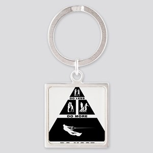 Wakeboarding-11-A Square Keychain