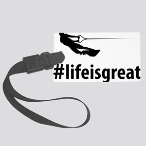 Wakeboarding-06-A Large Luggage Tag