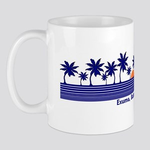 Exuma, Bahamas Mug